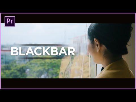 Premiere Pro Tutorial - Membuat Cinema Bar (Black Bar) [INDONESIA]