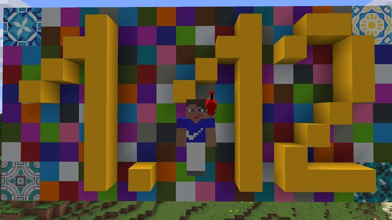 Minecraft 112 New Blocks Parrots And Much More World Of Color Update
