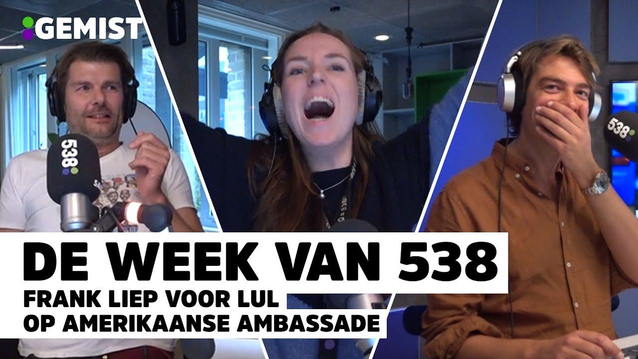 Download Jo laat iedereen KEIHARD SCHRIKKEN! | De Week Van 538
