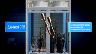 видео VRF система - SMMS-i - Внешние блоки