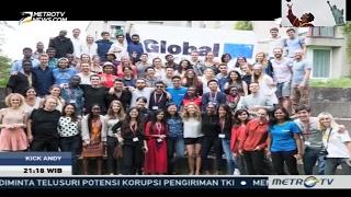 Panji Aziz Pratama 22 Tahun, Berbicara di India, Amerika dan Swiss (Kick Andy) 3/3