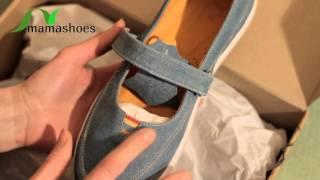 Обзор Mamashoes Селина Джинс: комфортная обувь для беременных
