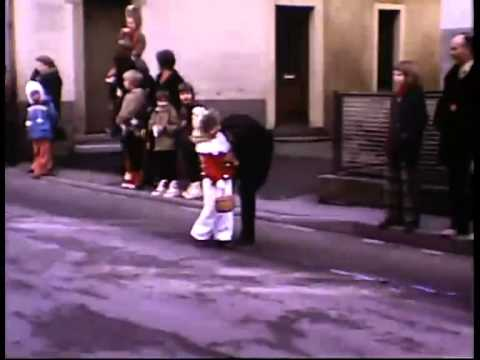 Jubiläums Umzug 25 Jahre Narrenzunft Schiltach