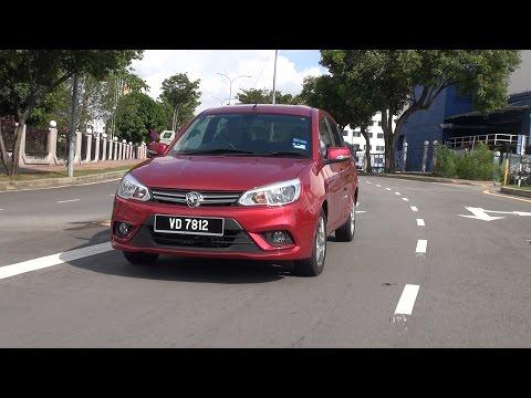 Proton Saga 2017 - Roda Pusing Review