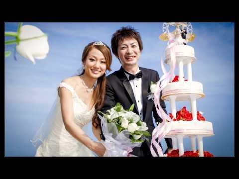 Shintaro Narumi and Mari Narumi  (De Casamia Bridal Gallery)