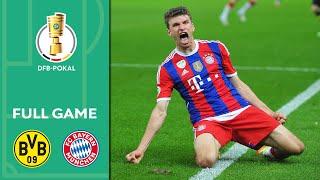 Robben & Müller for the win | Borussia Dortmund - FC Bayern Munich 0-2 OT | DFB-Pokal Final 2014