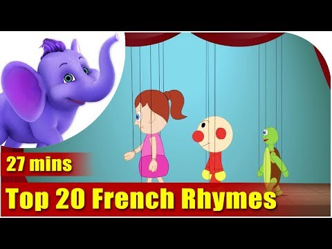 Top 20 French Rhymes