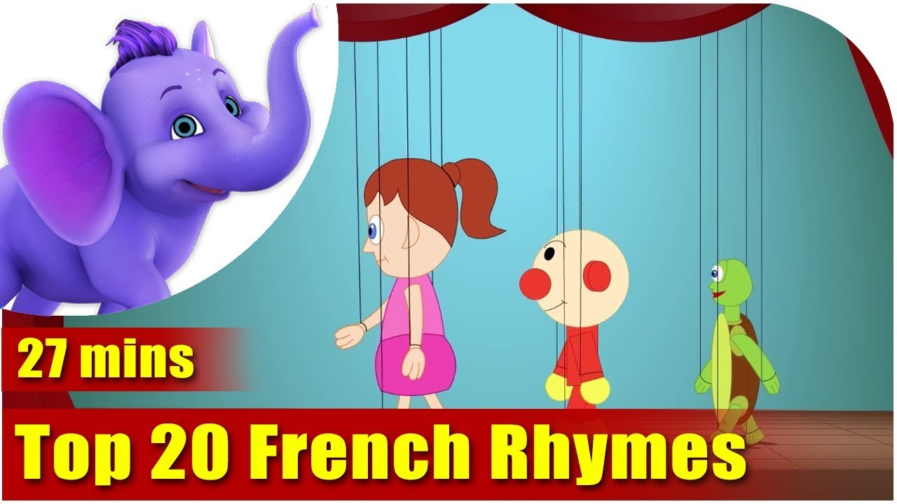 French for Kids: Toddler and Up
