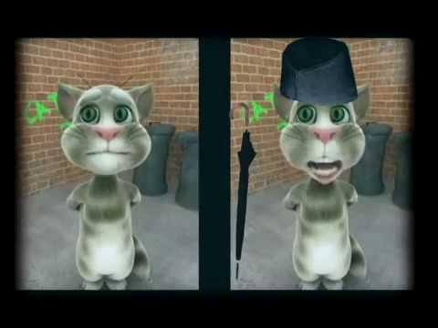 Nepali Tom CAT INTELLIGENCE SONG