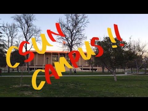 CSUN Campus!!