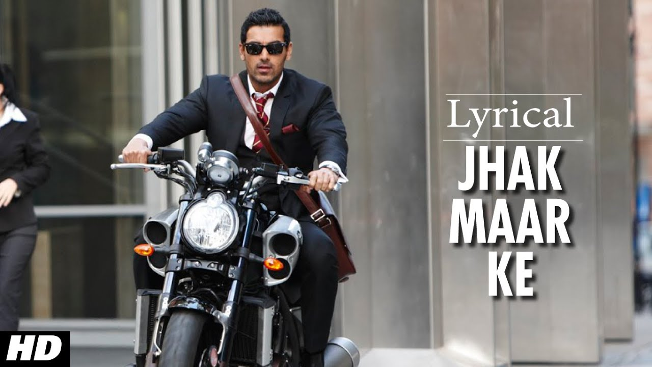 Download Jhak Maar Ke Full Song with Lyrics | Desi Boyz | John Abraham, Deepika Padukone