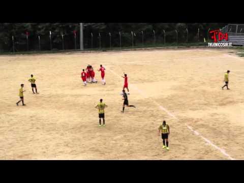 Calcio Prima Categoria, Città di Nicosia-Enna 5-2