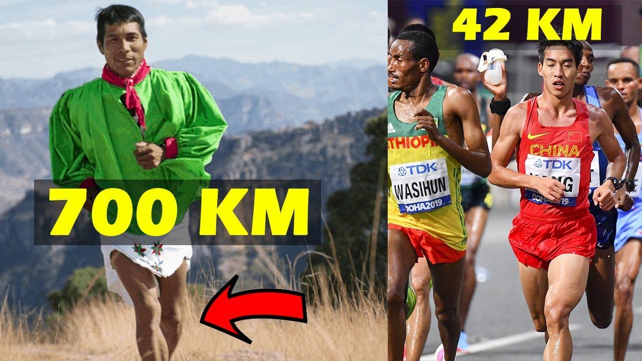 SuperHumans Who Can Run 700KM Non-Stop