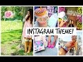 5 TIPS For The Perfect Instagram Theme!