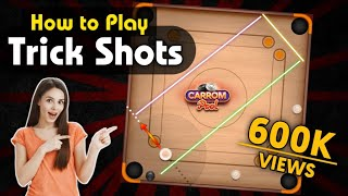 How to Play Trick Shots in Carrom Pool | Part 1 screenshot 1