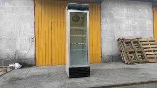 видео Купить холодильный шкаф со стеклянной