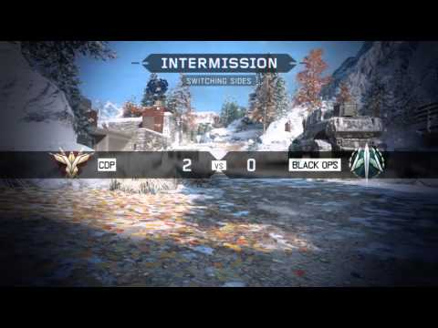dN vs NV | Map 2 - Stronghold SND