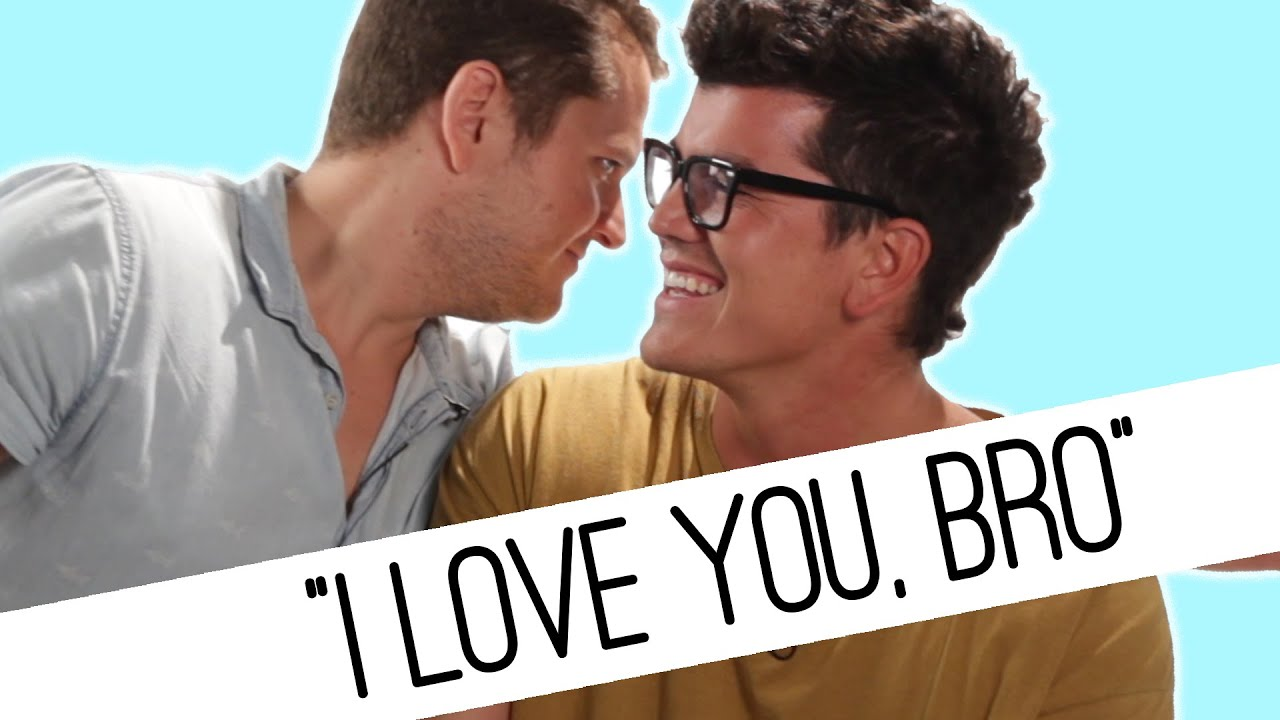 Straight Guy: My Best Friend Just Came Out & Is In Love