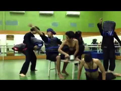 Harlem Shake (WakTu Band)