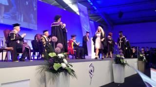 Arden Leeds Met Graduation 2014