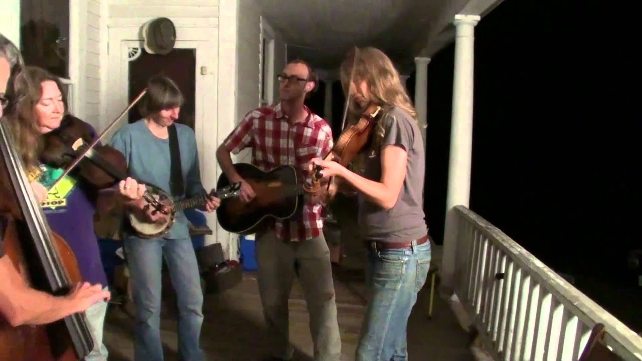 Anna Roberts Gevalt And Friends Playing Quot Sally Ann Quot Youtube