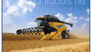 Agricultural Machinery - C & O Tractors Ltd
