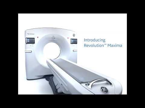 GE Healthcare Unveils Revolution Maxima At RSNA 2019