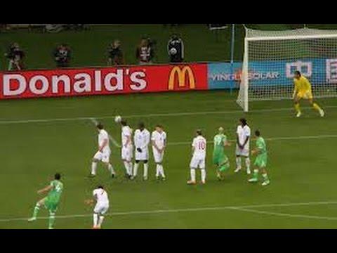 Oribe Peralta Helps Mexico Beat Cameroon 1-0