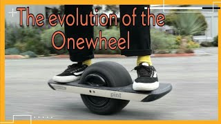 The Evolution of the One Wheel | Technology Upgrade