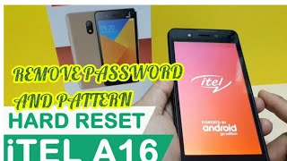 How to bypassremove frp on itel a16