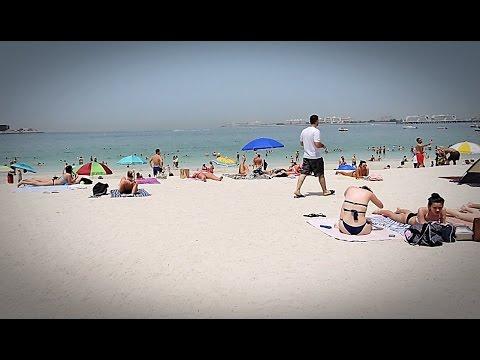 DUBAI MARINA BEACH WALK