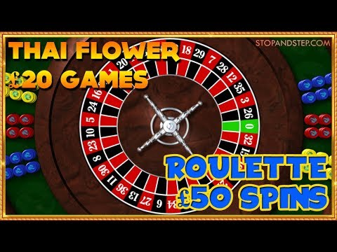 Global Draw Roulette and Thai Flower
