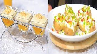 عمل بطاطس مشوية محشية - قرع بالعسل والكريمة - نصيحة عن البرتقال | حلو و حادق حلقة كاملة