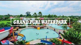 Grand Puri Waterpark Yogyakarta - Murah, Bersih Dan Keren