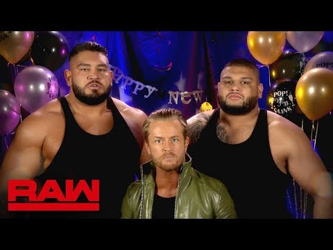 What is AOP's New Year's resolution?: Raw, Dec. 31, 2018