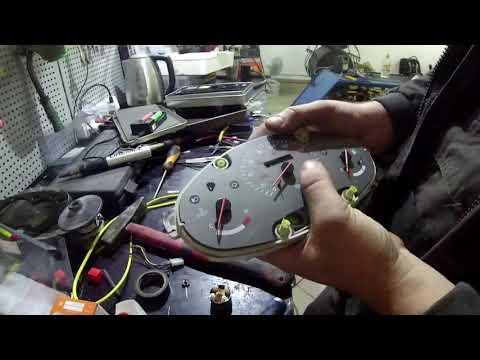 Если в скутере не работает датчик уровня топлива или датчик температуры. То вам сюда.