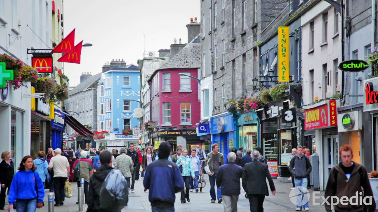 Galway City Vacation Travel Guide