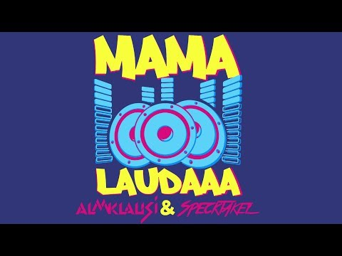 Mama Laudaaa - Almklausi und Specktakel (Mama Lauda - Lyric Video) Mp3