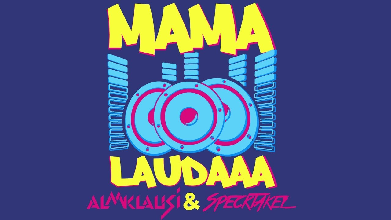 Mama Laudaaa Almklausi Und Specktakel Mama Lauda Lyric Video