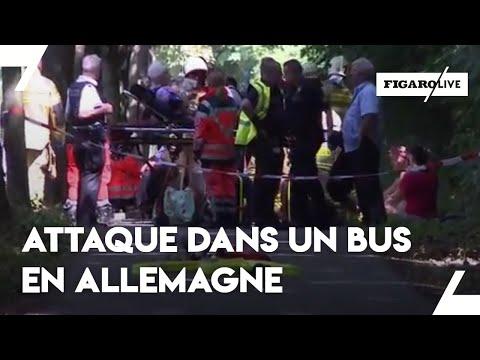 Allemagne: des blessés après une agression dans un bus