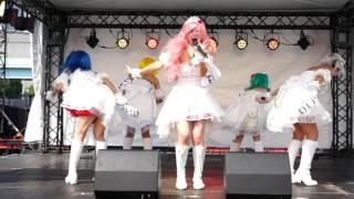 愛夢GLTOKYOが10月1.2日にお台場で行われた大型アイドルフェス 『東京ア...