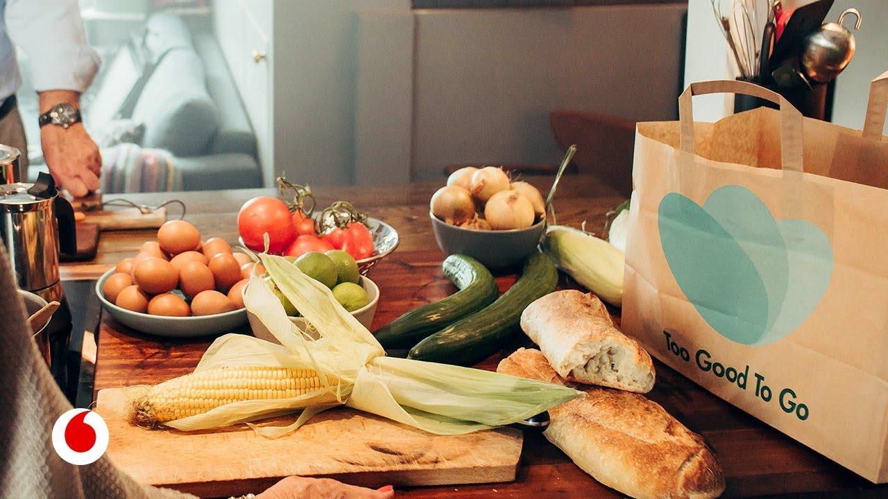 Aquí no se tira nada: apps para aprovechar la comida que irá a la basura