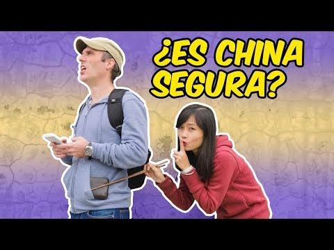 CRIMINALIDAD en CHINA: ¿un país seguro?
