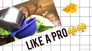 How to cook MAC & CHEESE like a PRO!!