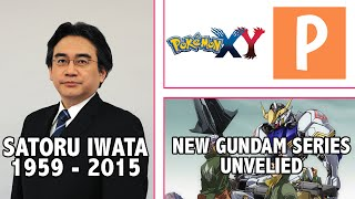 Nintendo's New CEO, Gundam Iron-Blooded Orphans & More - This Week In Anime