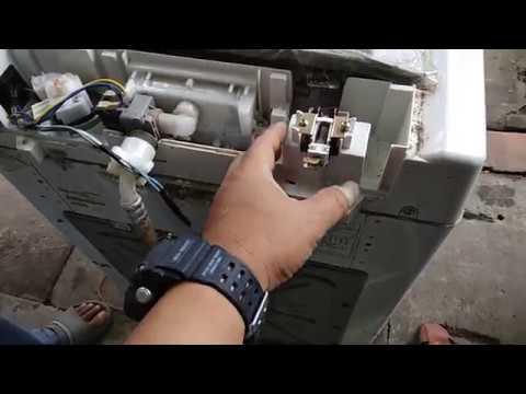Cara Mudah Mengatasi Kode ERROR door Pada Mesin Cuci Polytron 1 Tabung