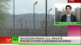 Private prisons - the most profitable real estate in the US?