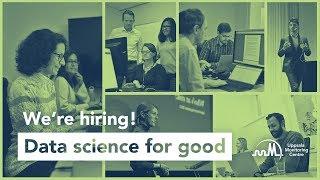 Get a job as a Data Scientist in Sweden, 2019