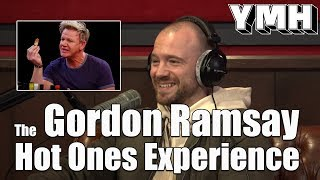 Gordon Ramsay on Hot Ones - YMH Highlight