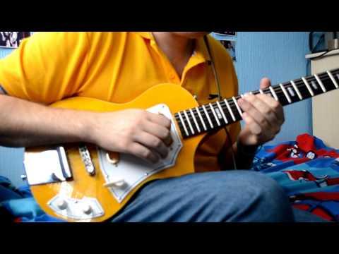 The Twelfth Of Never Guitar Instrumental